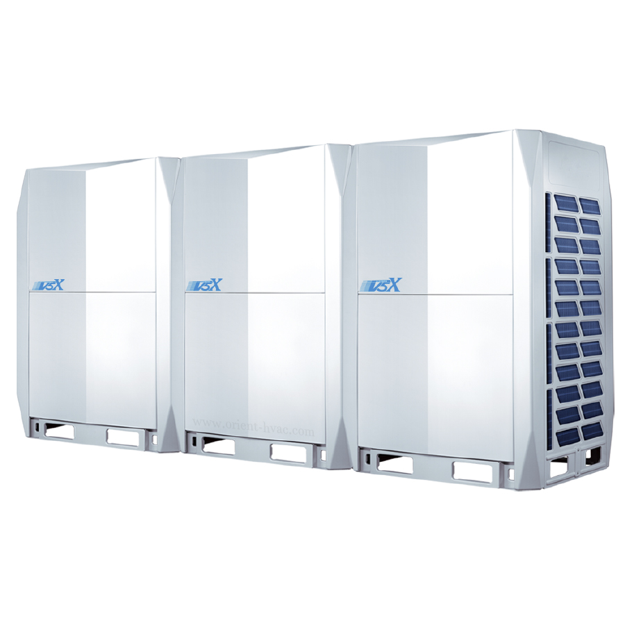 Outdoor unit V5 X SERIES VRF AC and DC 46HP-66HP